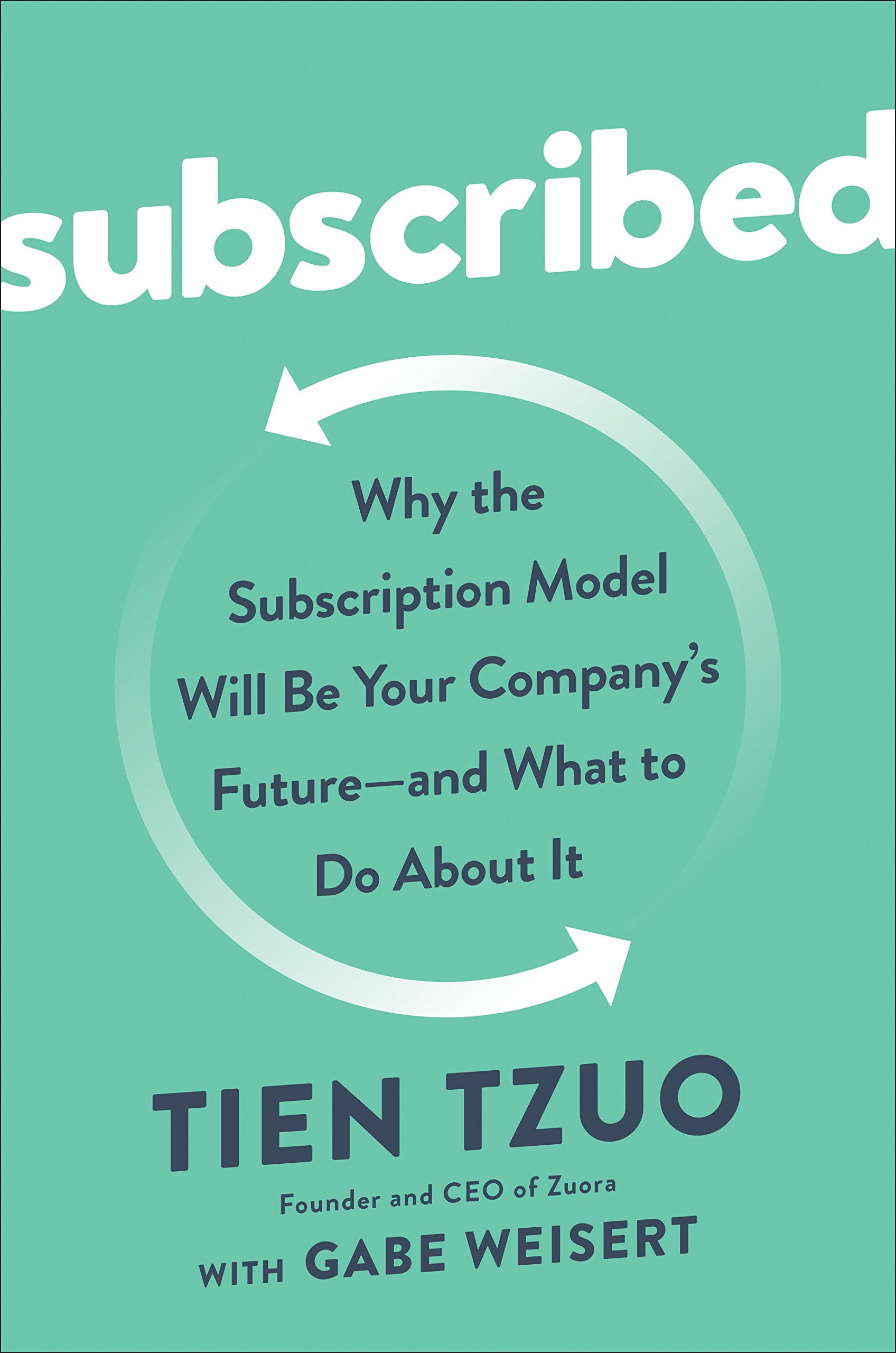 Subscribed Book Cover